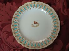 White Star Line 1st Class Salad Plate